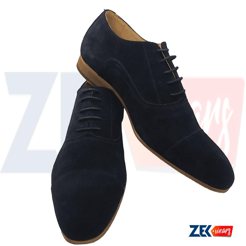 Zign Suede Lace-Up CY-3R