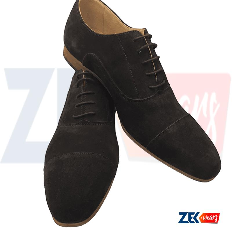Zign Suede Lace-Up CY-40